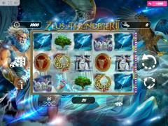 Zeus the Thunderer II freeslots77.net MrSlotty 1/5