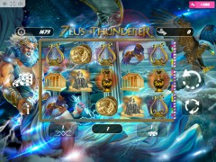 Zeus the Thunderer freeslots77.net MrSlotty 1/5